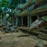 Wolfgang Straube: Wächter von Angkor