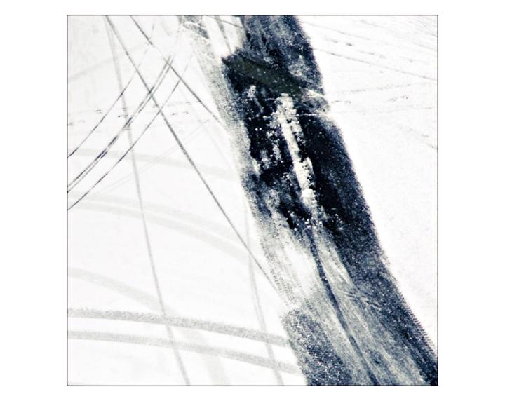 Ulla Kulcke: Schneespuren