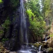 Moni Menzenschwander Wasserfall