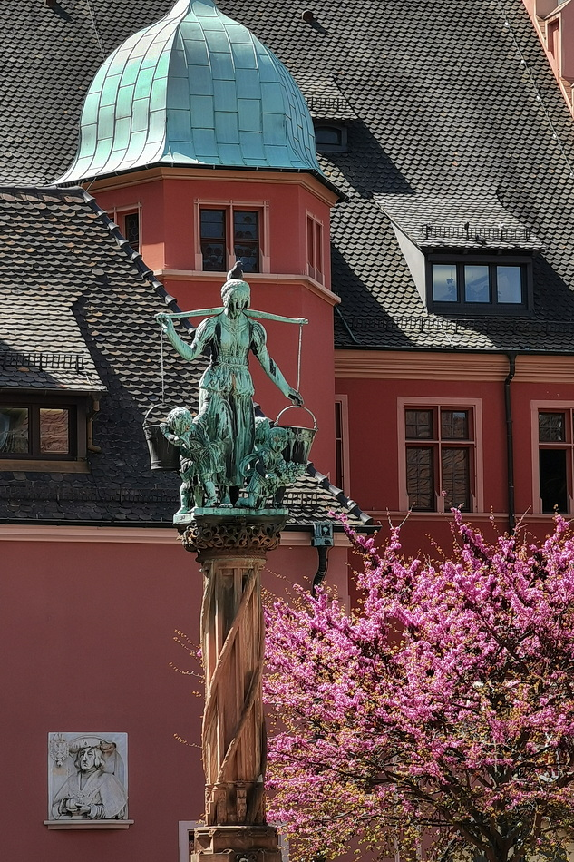 Armin Burger Gesucht: Kaiser Maximilian und Taube