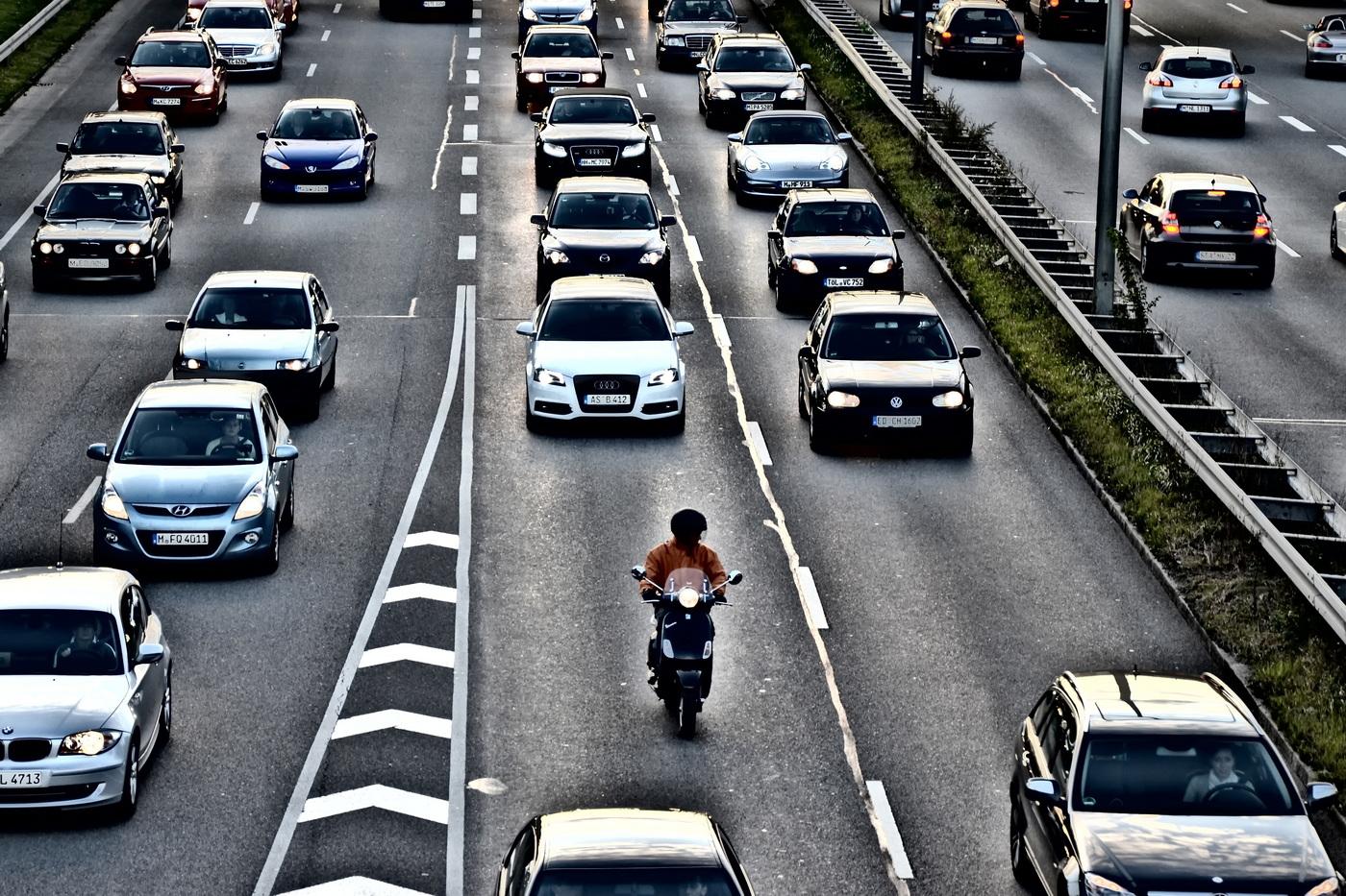 Armin Burger Der Motorroller
